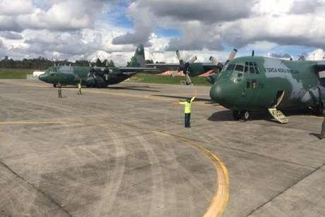 O Hércules C-130, solicitado pelo governo peruano, é um dos aviões de transporte militar de grande capacidade mais usados no mundo.