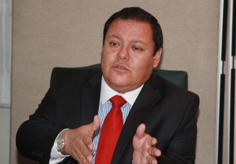 Juan Carlos Zevallos Ugarte fue detenido esta tarde.