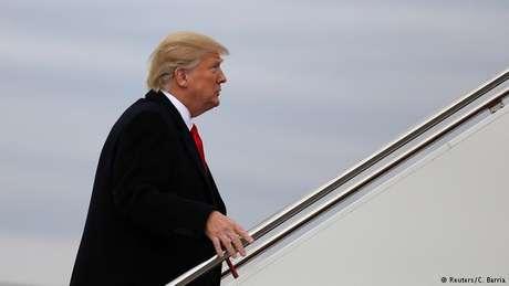 """Provas de uma ligação entre sua equipe e a Rússia seriam """"a pior catástrofe imaginável"""" para Trump"""