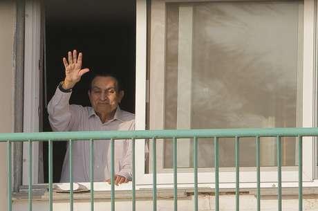 Hosni Mubarak sale en libertad tras seis años en prisión