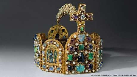 Coroa do Sacro Império Romano-Germânico