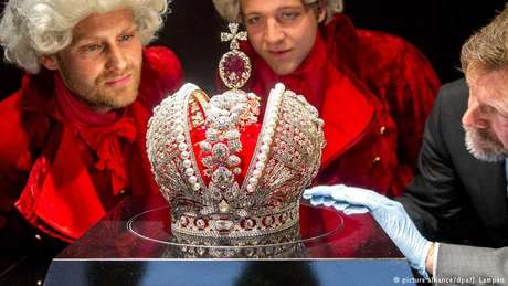 Coroa Imperial da Rússia