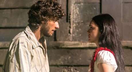 O casal protagonista de 'Novo Mundo': início complicado no Ibope