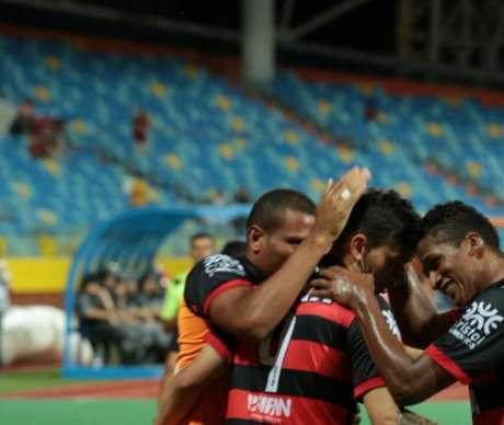 Atlético-GO sofreu o revés por 2 a 1 para o Rio Verde, pelo Campeonato Goiano (Foto: Divulgação/ Atlético-GO)