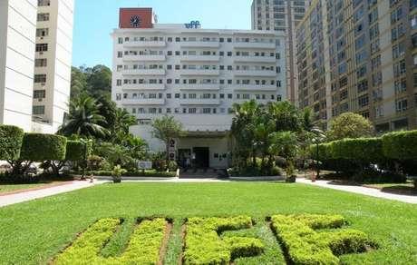 Reitoria da Universidade Federal Fluminense (UFF), no Rio de Janeiro