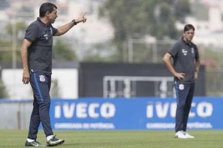 Maycon desfalca Corinthians contra o Linense