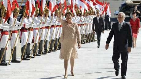 PSDB pediu ao TSE cassação de chapa Dilma-Temer no final de 2014