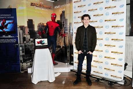Tom Holland es el nuevo 'Spider-Man'.