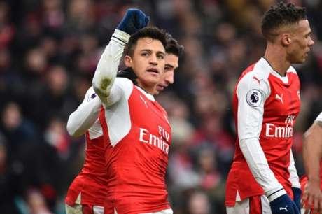Sánchez afirmou que gosta da vida em Londres (Foto: Glyn KIRK / AFP)