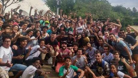 SAM promoveu encontro de membros no parque Ibirapuera, em São Paulo