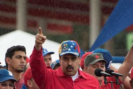 Presidente Nicolás Maduro disolvió el Congreso — Venezuela