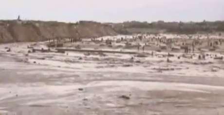 As chuvas e inundações já deixaram 13 mortos na região de La Libertad, cuja capital é Trujillo, além de 7.744 afetados e 1.344 casas destruídas