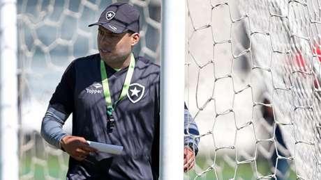 Jair se defendeu publicamente dizendo que os xingamentos não foram direcionados (Vitor Silva/SSPress/Botafogo)