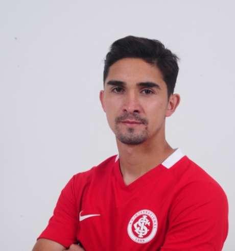 Felipe Gutiérrez não foi inscrito no Campeonato Gaúcho (Divulgação/ Internacional)