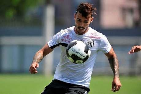 Zeca viajou à Italia para adquirir a dupla cidadania(Foto: Ivan Storti/ Santos FC)