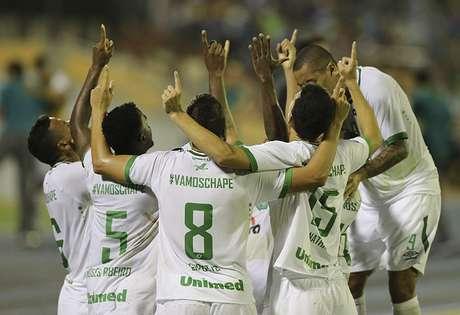 Chapecoense, campeón vigente de la Copa Sudamericana