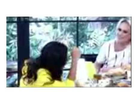 """Anitta é entrevistada por Ana Maria Braga no """"Mais Você"""""""