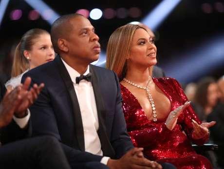 Beyoncé y Jay Z se casaron en el 2008.