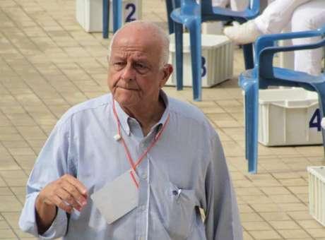 Coaracy Nunes, presidente da CBDA, foi preso na última quinta-feira (Foto: Divulgação)
