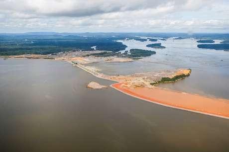 Usina Hidrelétrica de Belo Monte - Sítio Pimental