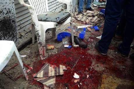 Atentados mataram pelo menos 28 pessoas neste domingo