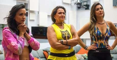 Marinalva, Ieda e Vivian: tiro certo na passionalidade do público