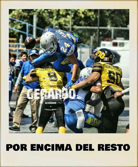 Lobos UAdeC 43-0 Leones Negros UDG