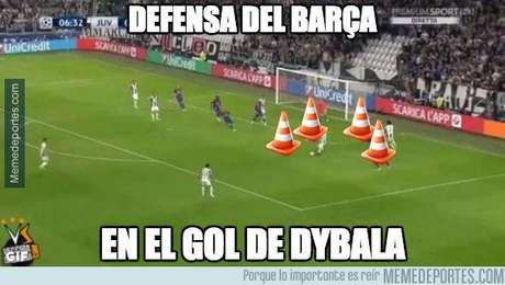 Dybala brilla y Juventus vence 3-0 al Barsa en Champions