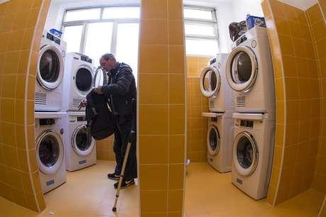 Lavanderia do Papa Francisco é serviço gratuito para pobres