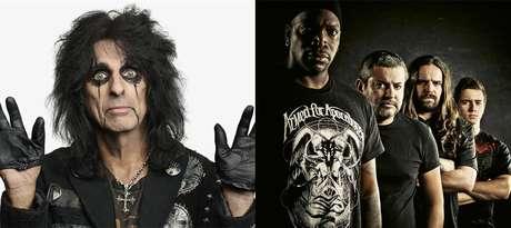 Alice Cooper e Sepultura são algumas das atrações imperdíveis para quem ama heavy metal