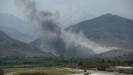 EUA lançam no Afeganistão sua bomba não nuclear mais poderosa