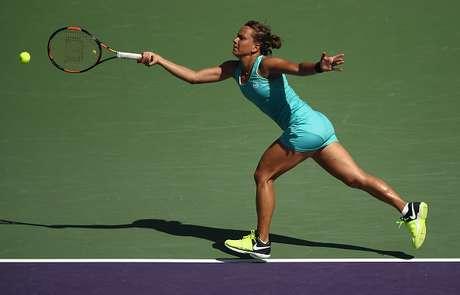 A tenista Barbora Strycova