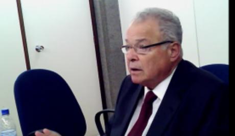 O empresário Emílio Odebrecht deu depoimento ao MPF como parte do acordo de delação premiada
