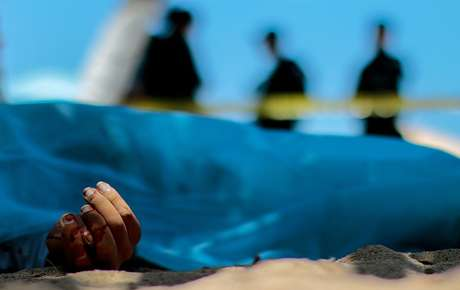 Un muerto y 7 heridos por arma en Acapulco