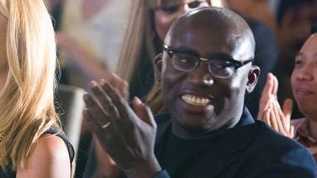Natural de Gana, Enninful se mudou para Londres com a família no início da infância