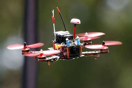 El innovador método en Latinoamérica — Patrullaje de drones