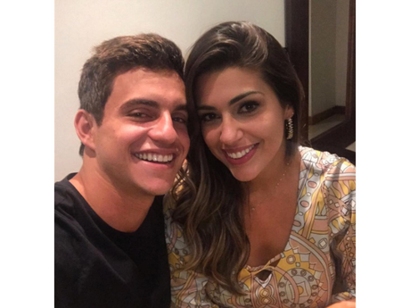 "Do ""BBB17"", Manoel e Vivian continuam namoro após fim do reality!"