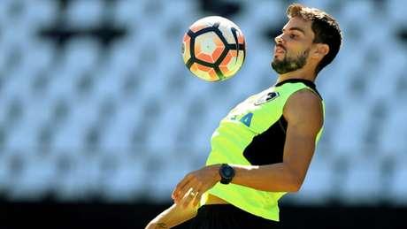 Rodrigo Pimpão marcou cicno gols na temporada alvinegra (Foto: Vitor Silva/SSPress/Botafogo)