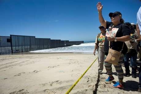 La Caravana contra el miedo hizo una parada en San Diego, California