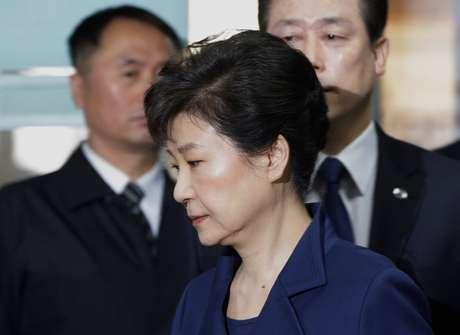 Park Geun-hye, ex-presidente da Coreia do Sul