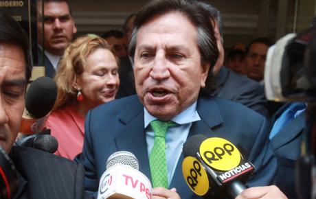 PJ dicta 18 meses de prisión preventiva para Alejandro Toledo.