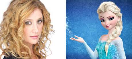 A canadense Caissie Levy será a Princesa Elsa