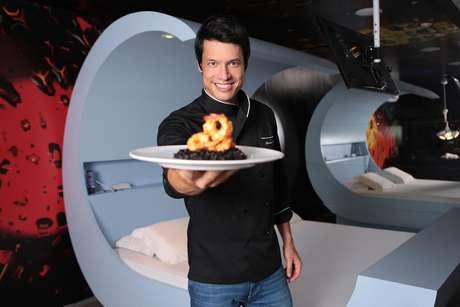 Leo Young, criador do novo menu, foi vencedor do Masterchef Brasil