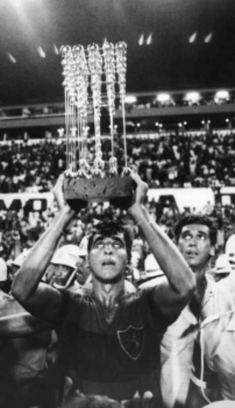 Reconhecido pela CBF na época, Sport foi considerado único campeão brasileiro de 1987