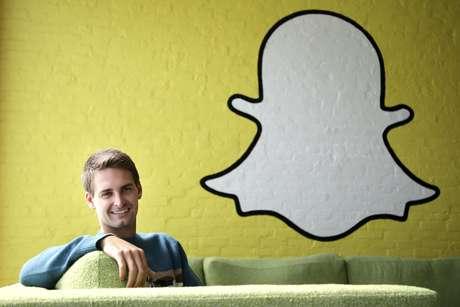 El CEO de Snapchat, Evan Spiegel