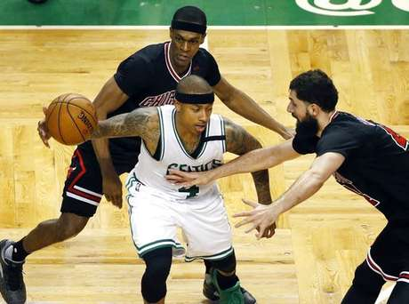 NBA Playoffs: Chicago Bulls vs Boston Celtics