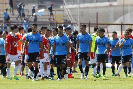 Zamora dice que el partido contra Deportes Iquique