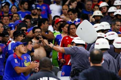 Corinthians: Vamos a demandar a la U ante la Conmebol