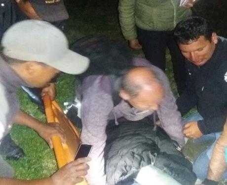 Turista isrelí herida fue identificada como Orit Yoger (56).