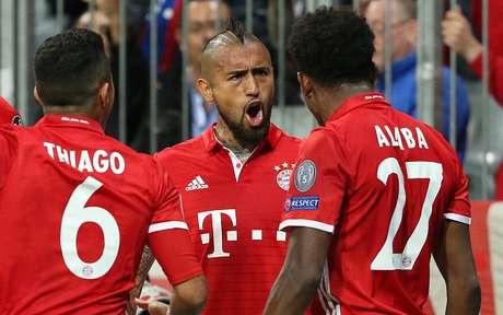 Real Madrid venció al Bayern en el alargue